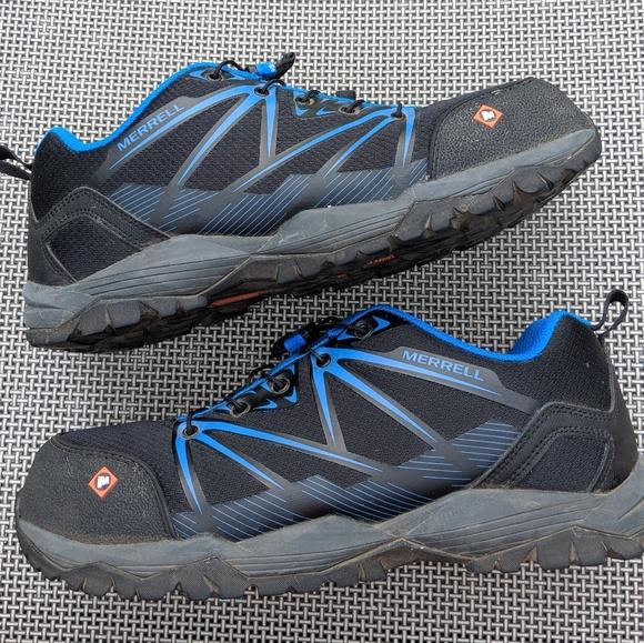 Merrell Other - Merrell Fullbench Superlite Composite Toe Shoe